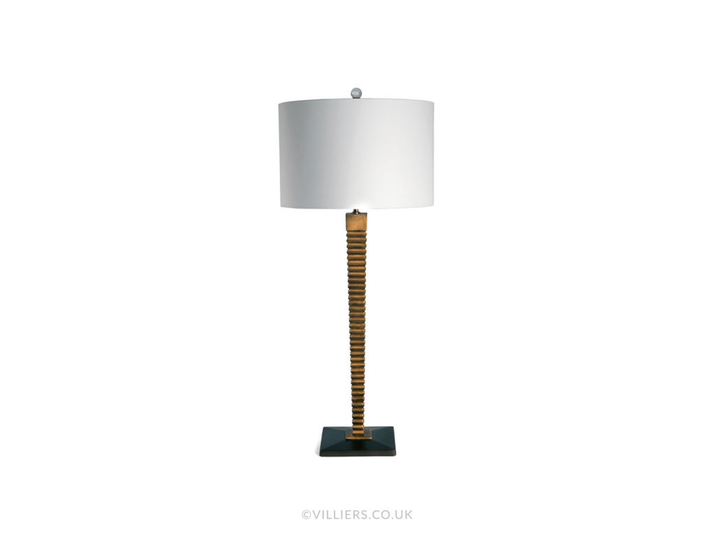 Atlas Table Lamp - Gold
