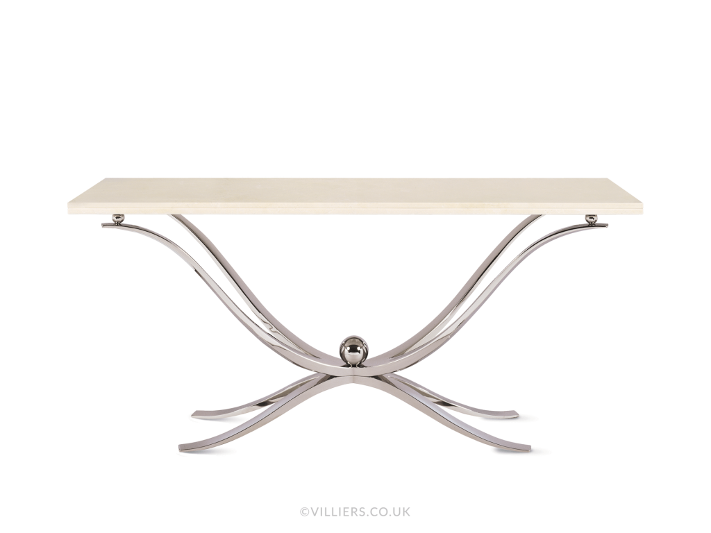 Caspian Freestanding Console Table