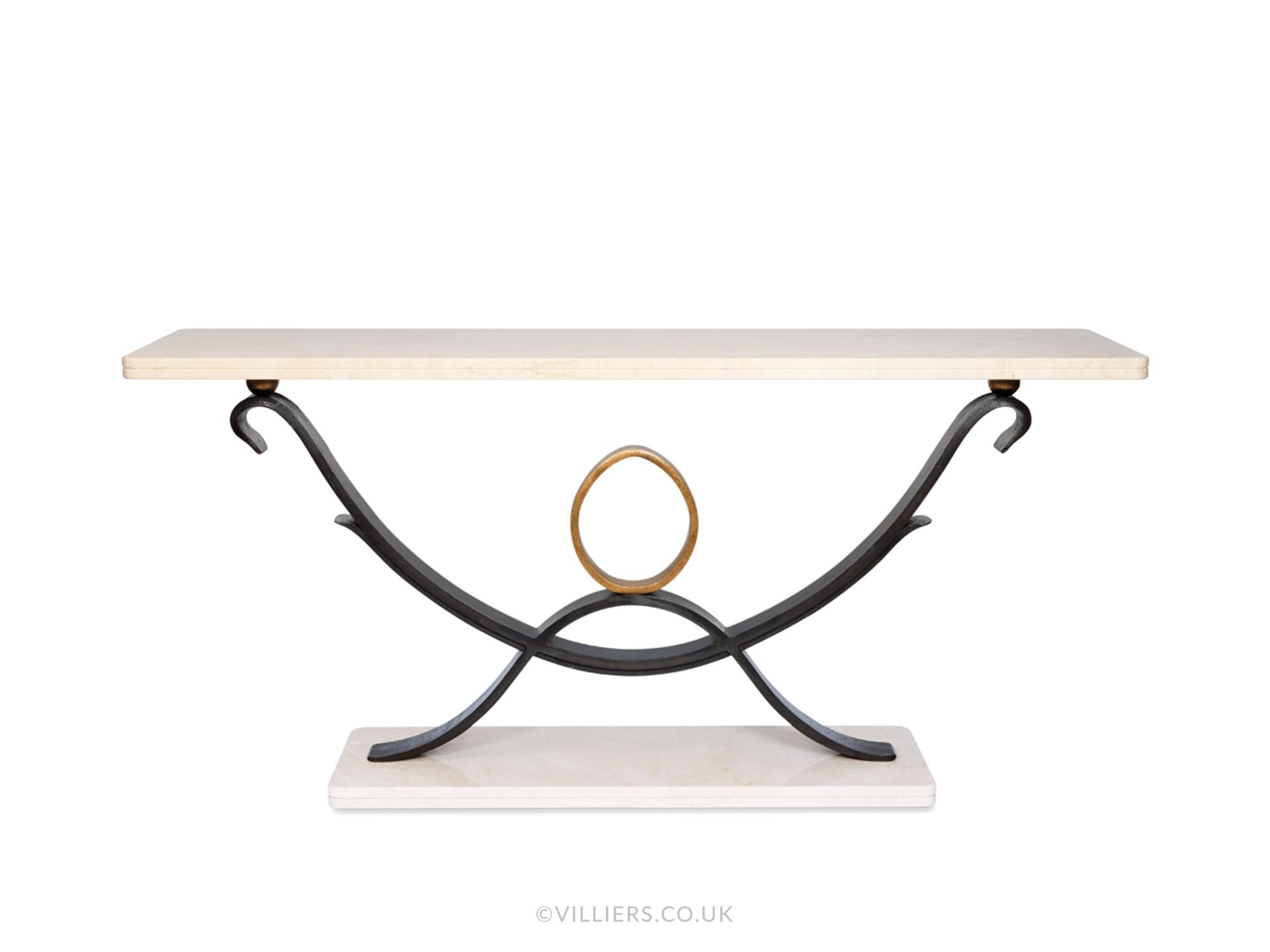 Ezra Freestanding Console Table