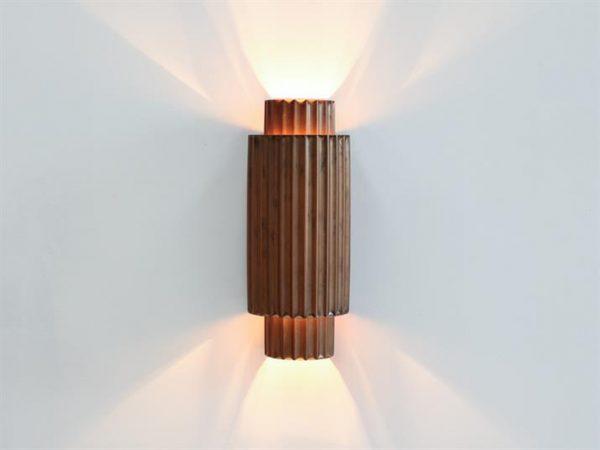 Hercules Wall Light - Bronze
