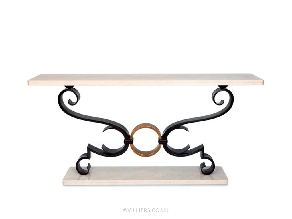 Papillion Freestanding Console Table