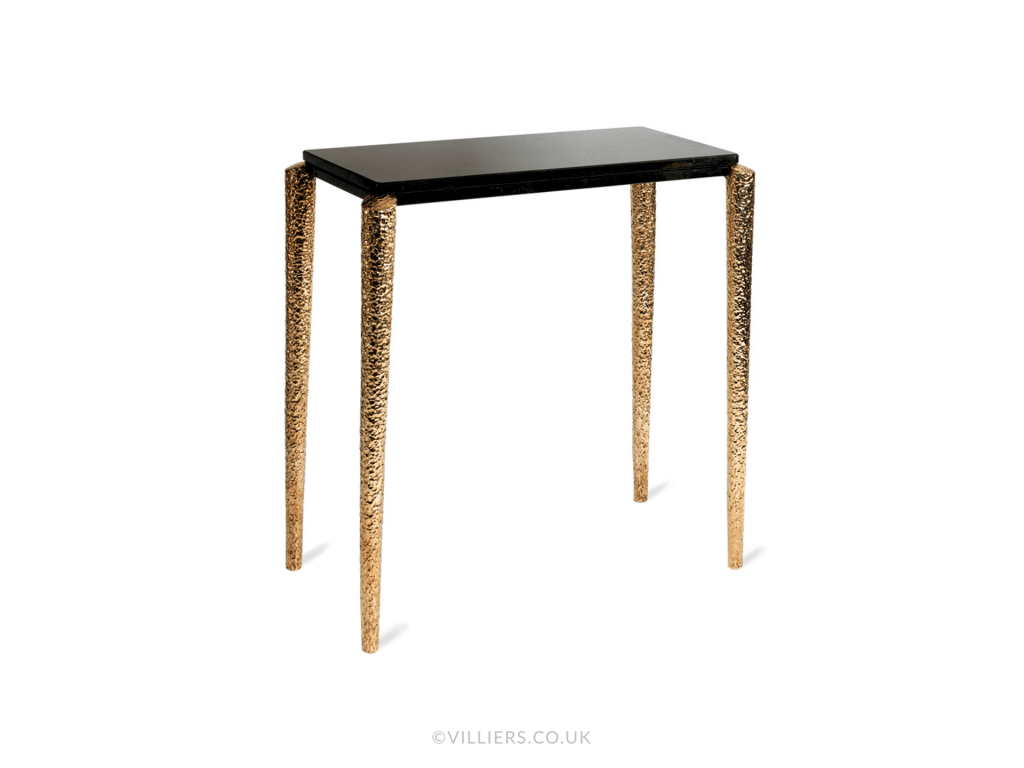 Stiletto Side Table - Bronze