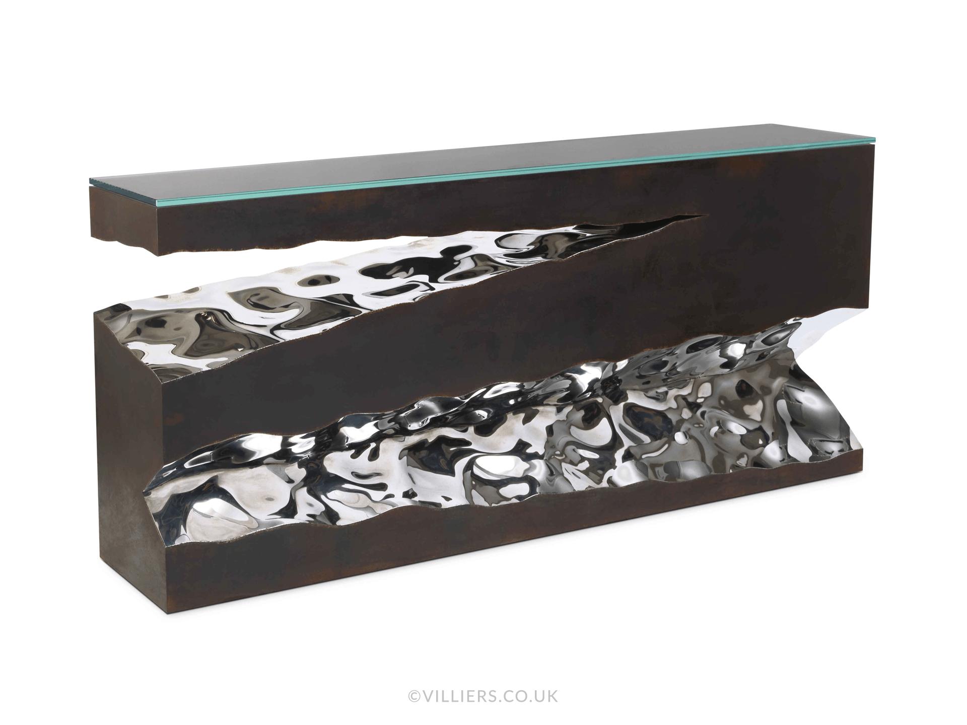 Strata Console Table