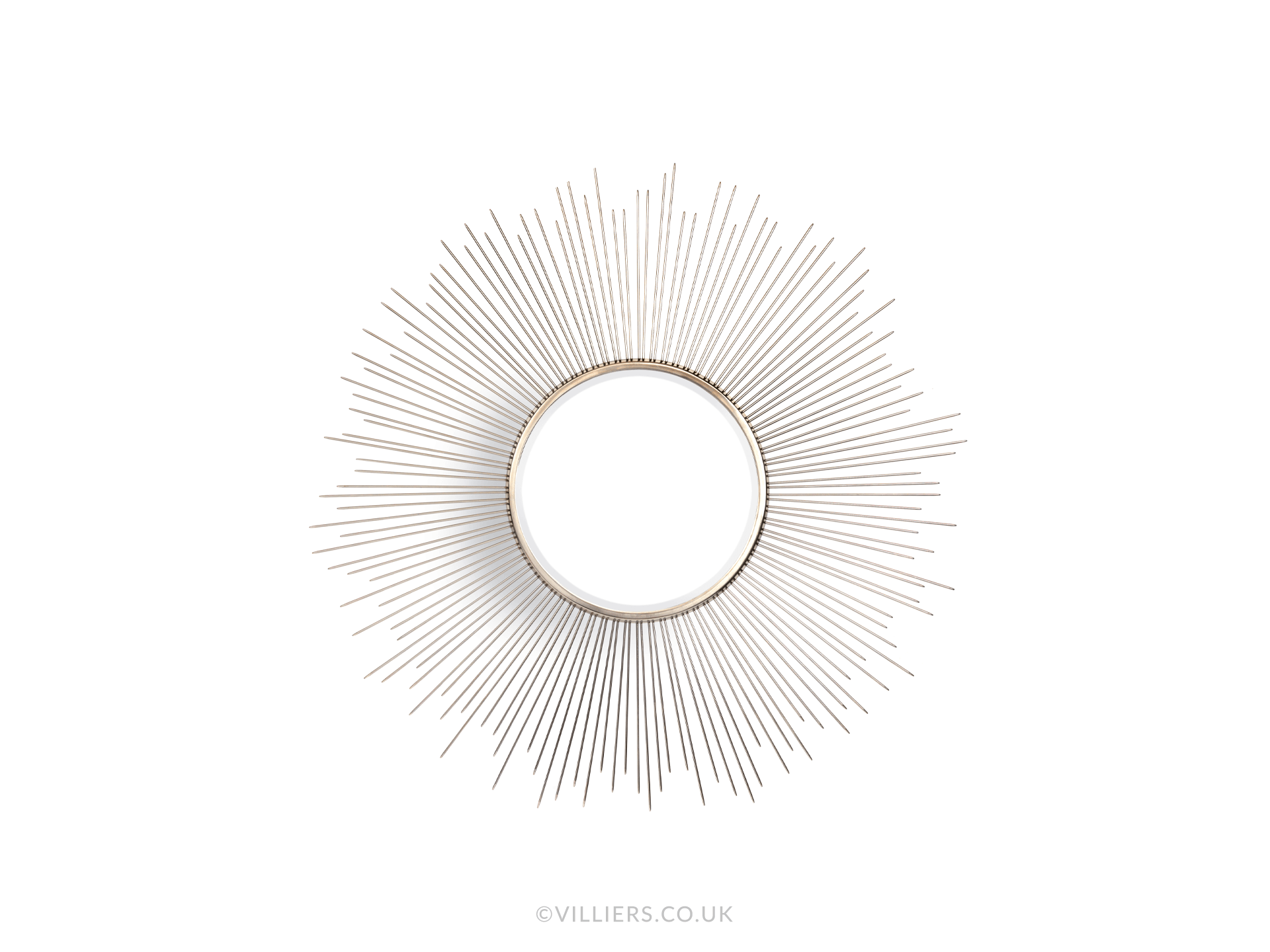 Urchin Mirror - Gold
