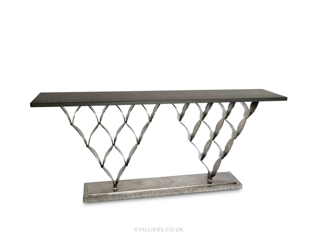 Wings Freestanding Console Table